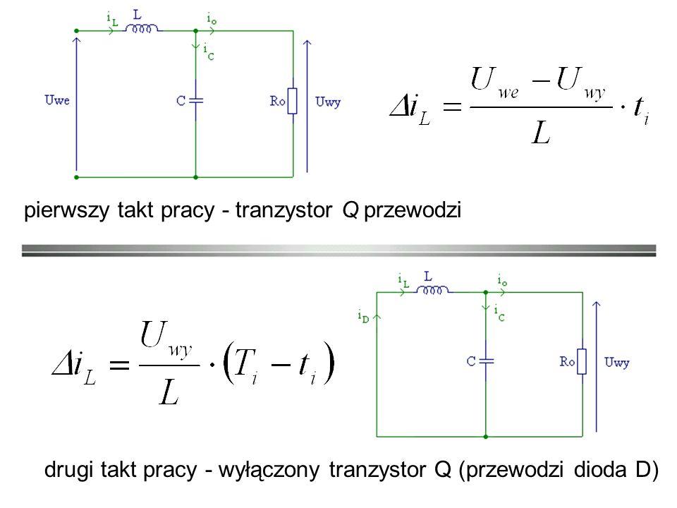 Przetwornice transformatorowe (transformer-isolated converters) Izolacja galwaniczna obwodu wyjściowego od obwodu wejściowego (bezpieczeństwo pracy) Możliwość zmniejszenia/zwiększenia współczynnika przetwarzania napięcia przez odpowiedni dobór przekładni transformatora Możliwość otrzymania wielu napięć wyjściowych przez zastosowanie wielu uzwojeń wtórnych