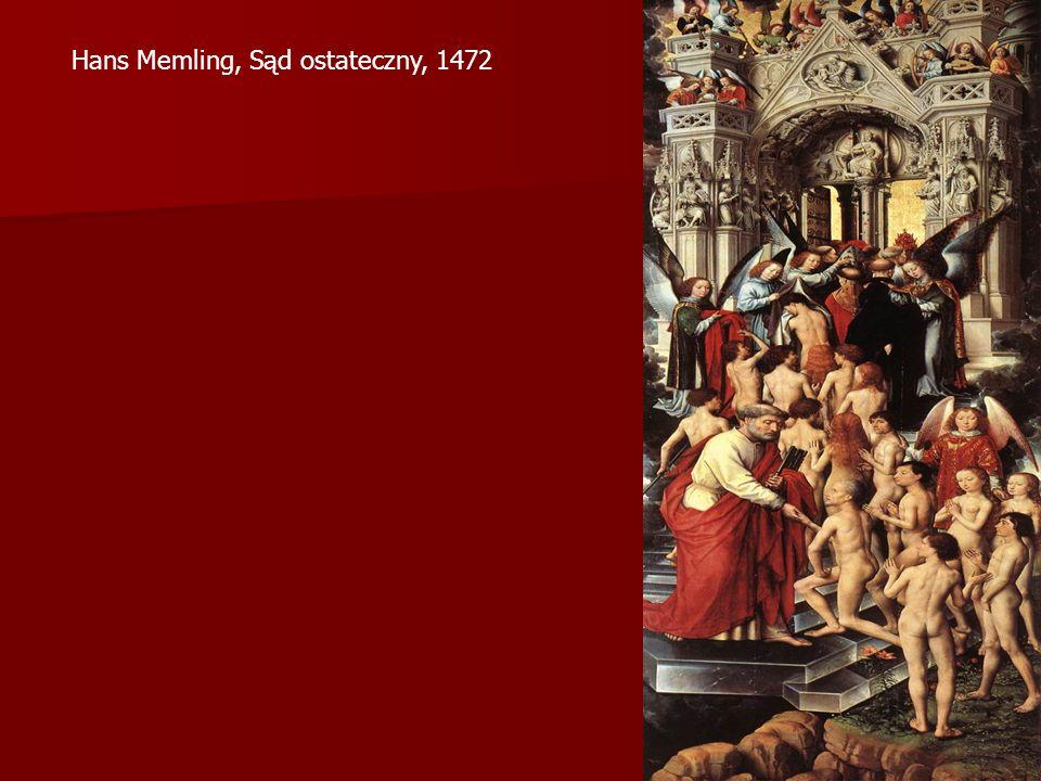 Hans Memling, Sąd ostateczny, 1472
