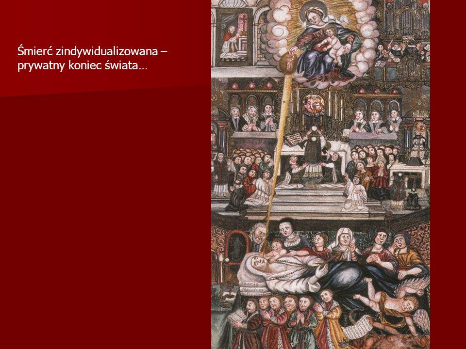 Pieter Pourbus, 1551, Bruges Już nie oczekujemy Kościoła - oczekujemy nieba