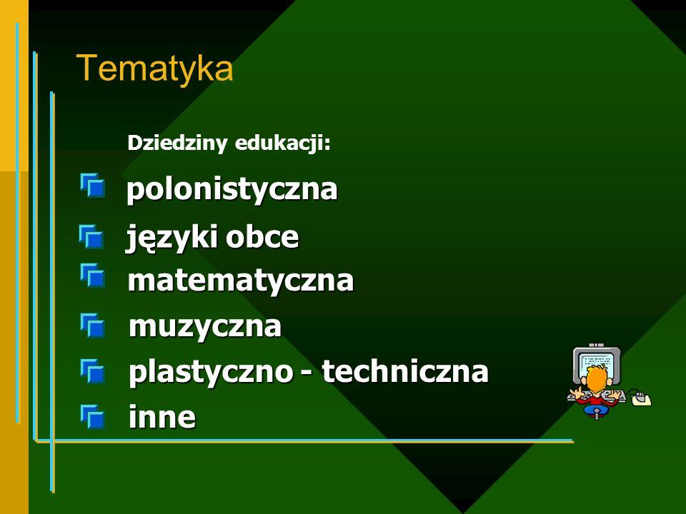 Edukacja polonistyczna Klik uczy czytać Sam czytam Sam piszę JĘZYK POLSKI klasa I, II, III Klik uczy ortografii Ortomania Umiem pisać Tytuły programów