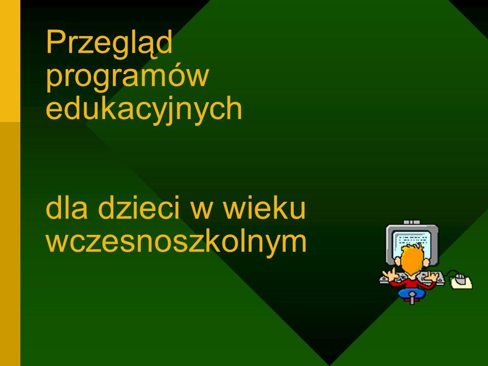 Gra edukacyjna Gatunek gier komputerowych, rodzaj interaktywnej rozrywki posiadającej zamierzone walory i mechanizmy dydaktyczne Popularna Encyklopedia Mass Mediów pod red.