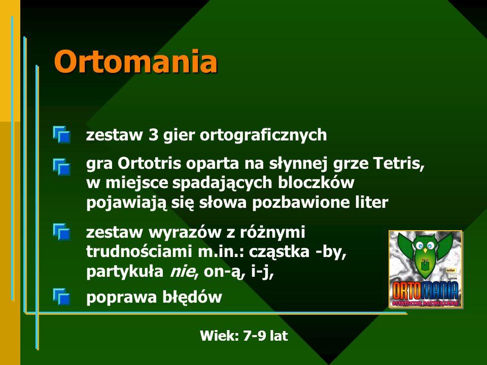 Ortomania