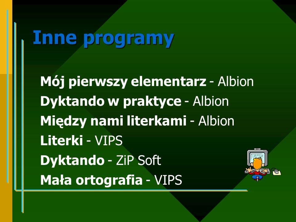 Klik uczy liczyć w zielonej szkole WSiP http://www.wsip.com.pl