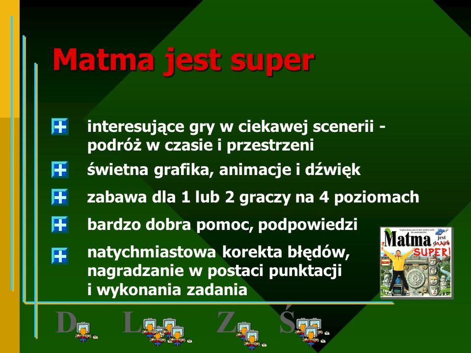 Wirtualna szkoła matematyka http://www.ydp.com.pl Young Digital Poland