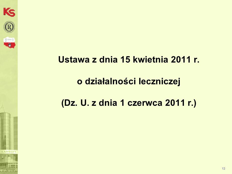 14 Portal SZOI Dane świadczeniodawcy