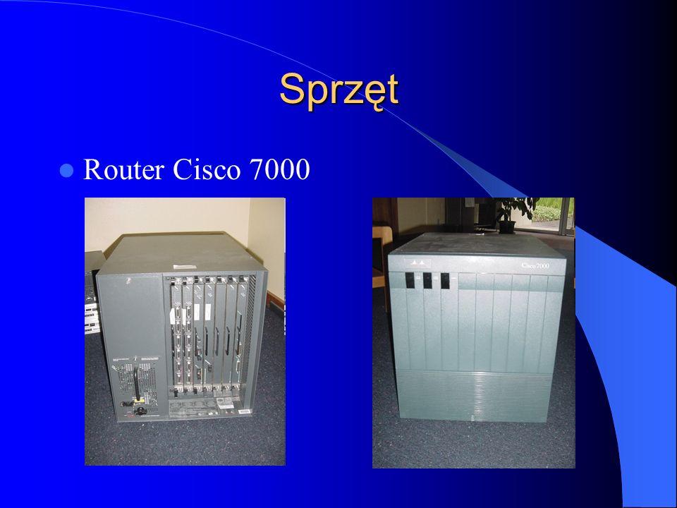 Sprzęt Router Cisco 7000