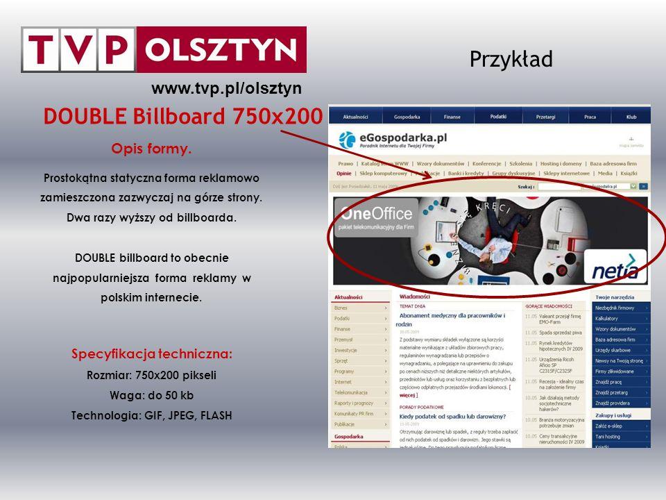 www.tvp.pl/olsztyn Przykład Śródtekst Opis formy.