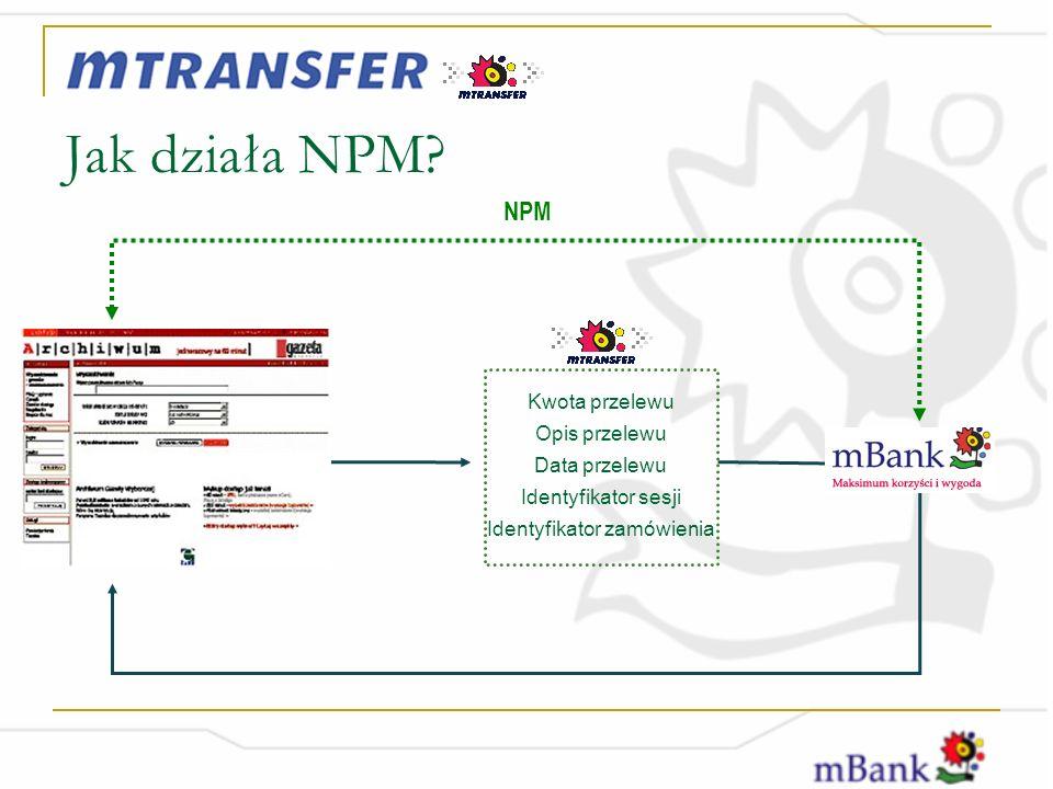 Jak działa NPM.