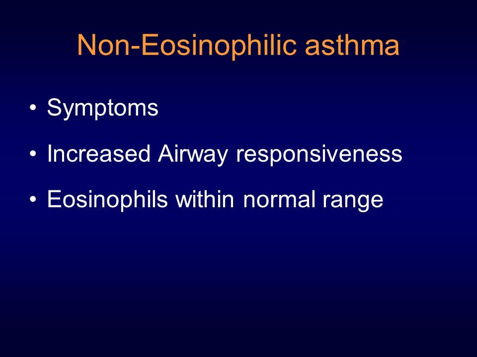 Barnes, JACI, 2007 Neutrophilic inflammation in asthma