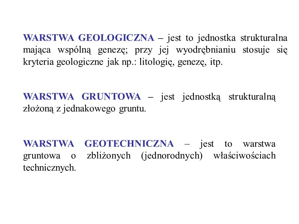 Układ sił w metodzie uogólnionych powierzchni (Morgensterna i Pricea)