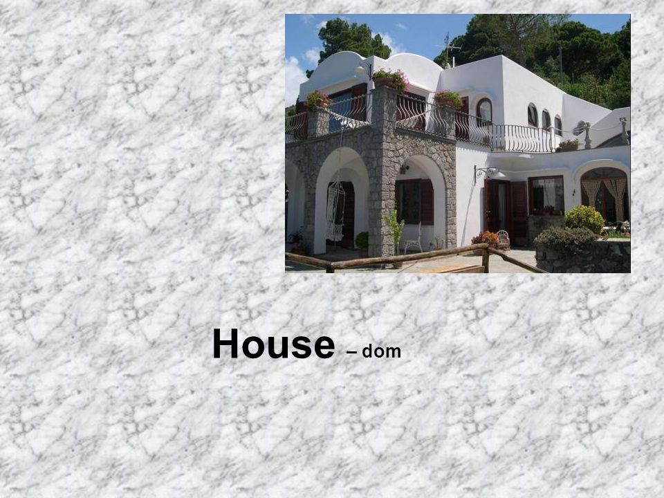 House – dom