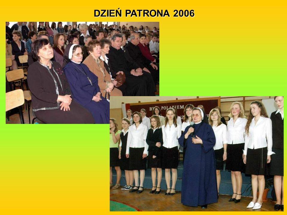 DZIEŃ PATRONA 2006
