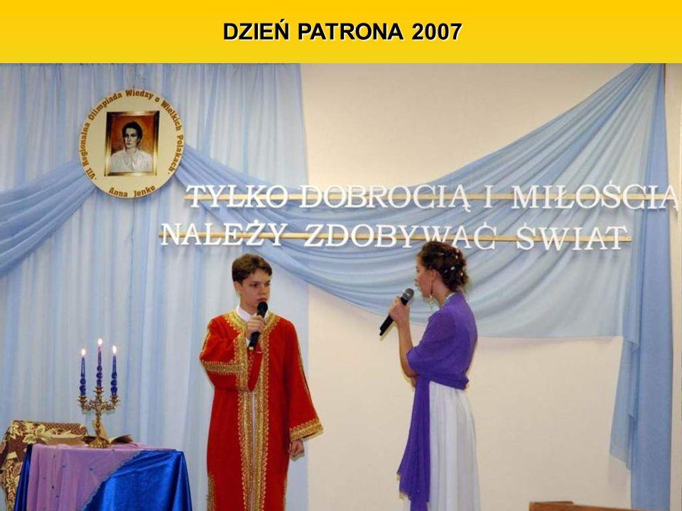 DZIEŃ PATRONA 2007