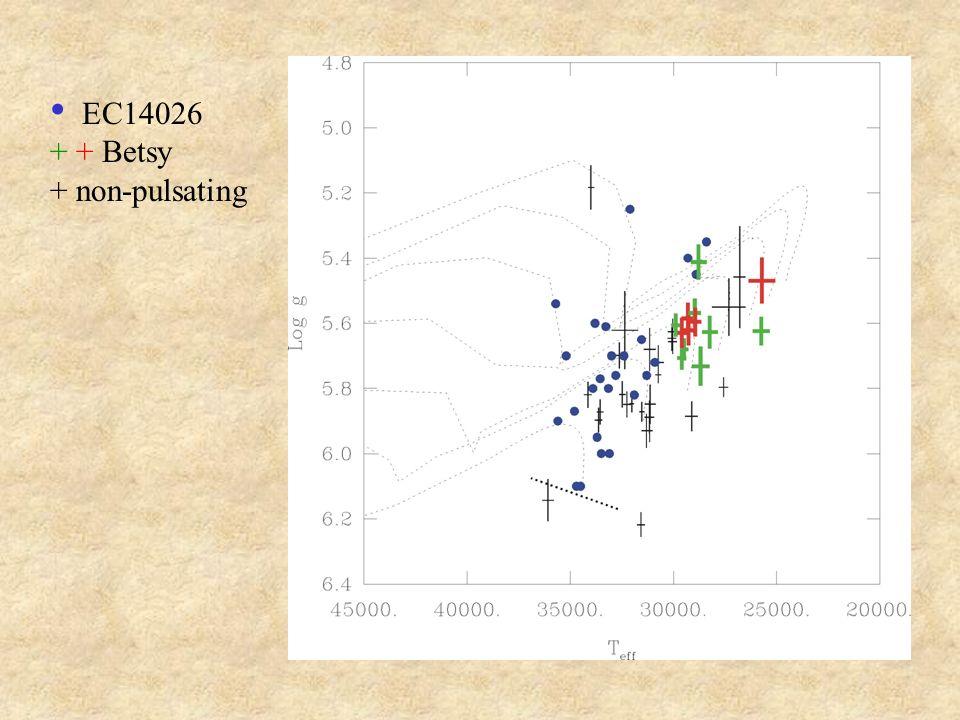 EC14026 + + Betsy + non-pulsating