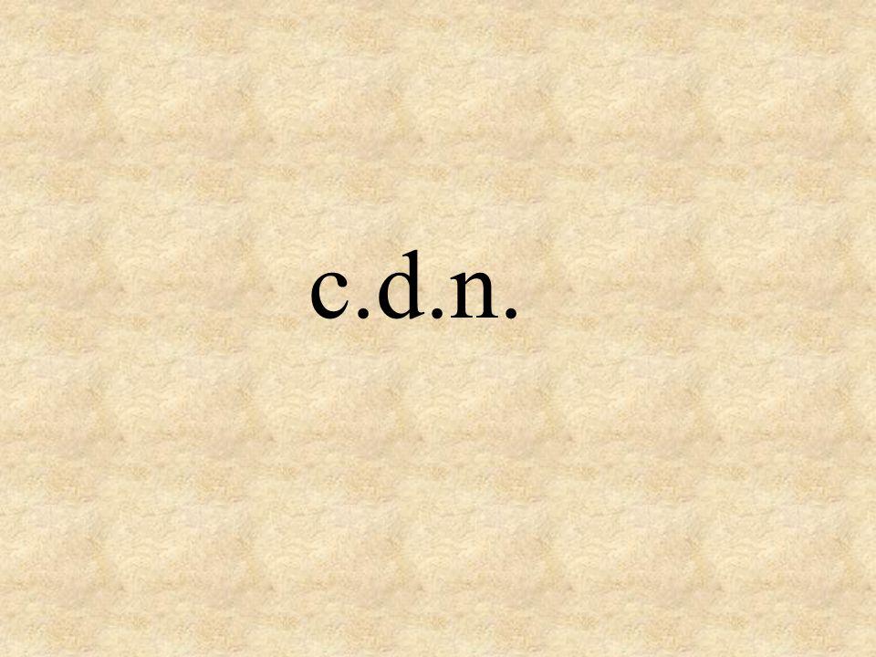 c.d.n.