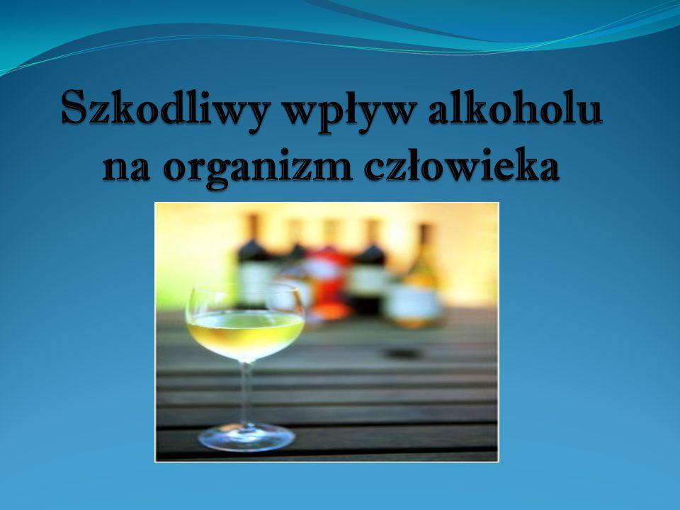 Alkohol- co każdy wiedzieć powinien… Alkohol jest głównym składnikiem znanych nam napoi wysokoprocentowych takich jak: piwo, wino, wódka, likiery.