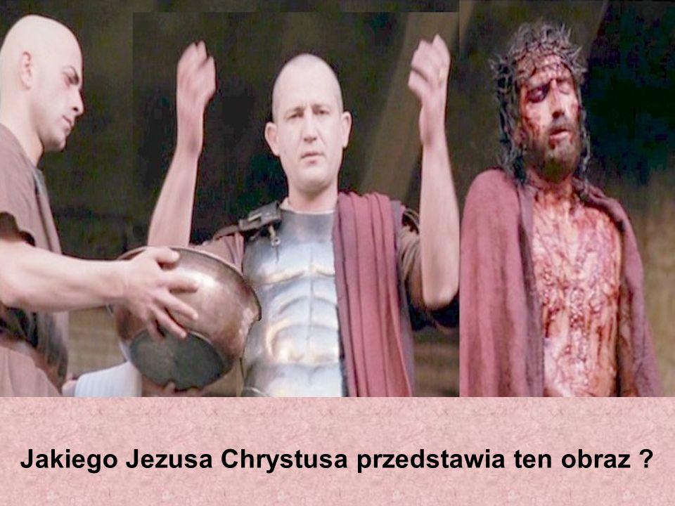 z Jakiego Jezusa Chrystusa przedstawia ten obraz ?