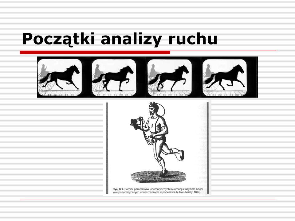 Początki analizy ruchu