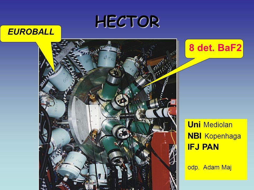Prezentacja, 50 lat IFJ HECTOR Uni Mediolan NBI Kopenhaga IFJ PAN odp.