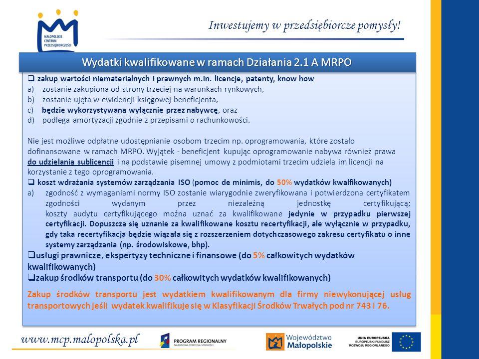 zakup wartości niematerialnych i prawnych m.in. licencje, patenty, know how a) zostanie zakupiona od strony trzeciej na warunkach rynkowych, b) zostan