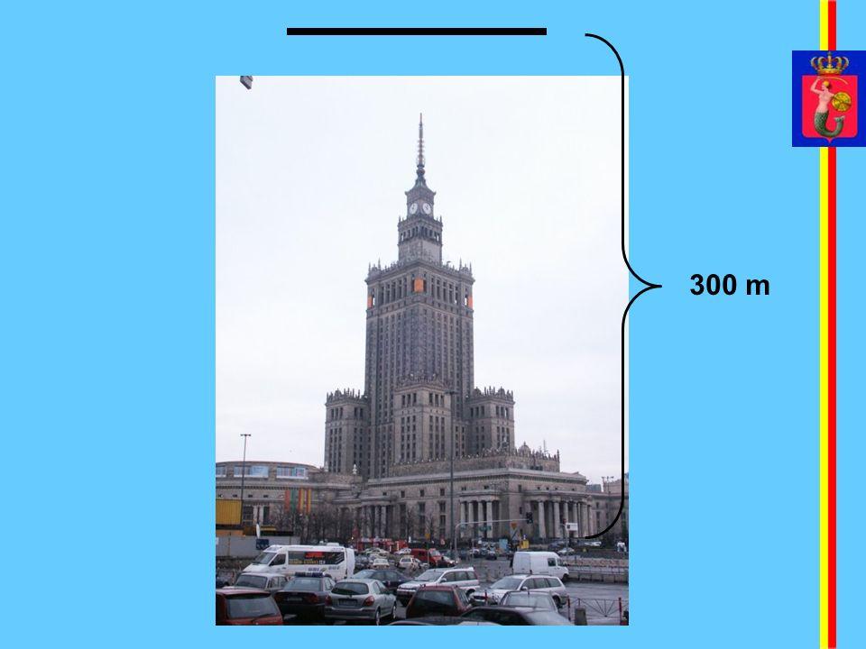 300 m
