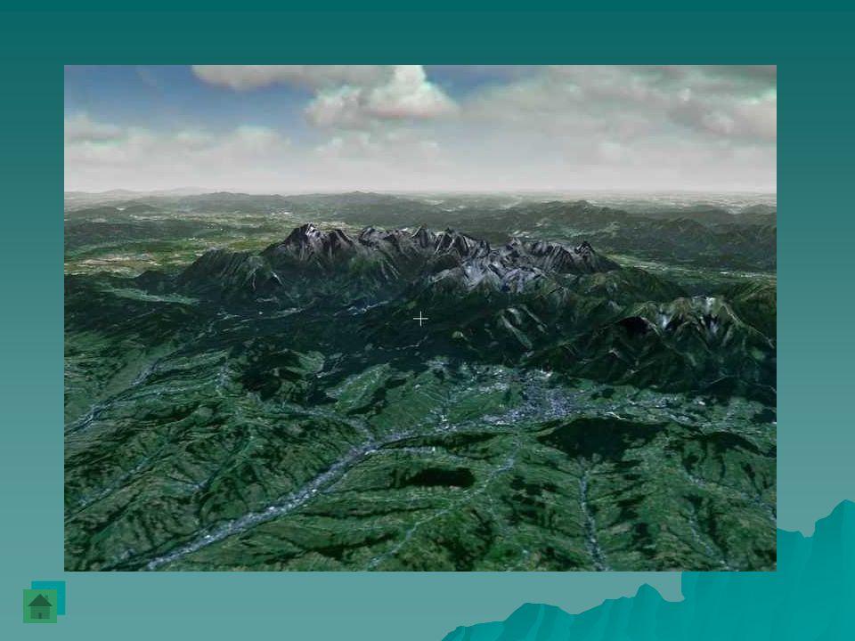 Mnich 2068 m n.p.m.Północno-wschodnia ściana Mnicha.