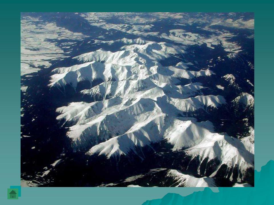 Tatry zbudowane są z granitu.Granit to często spotykana, lita, kwaśna skała magmowa.
