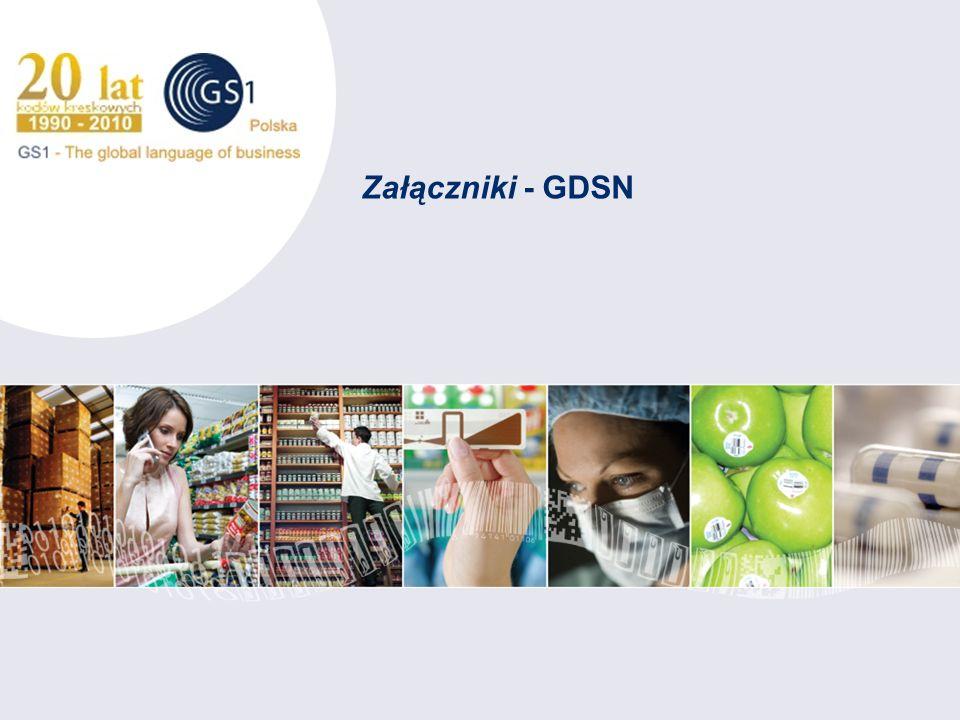 Załączniki - GDSN