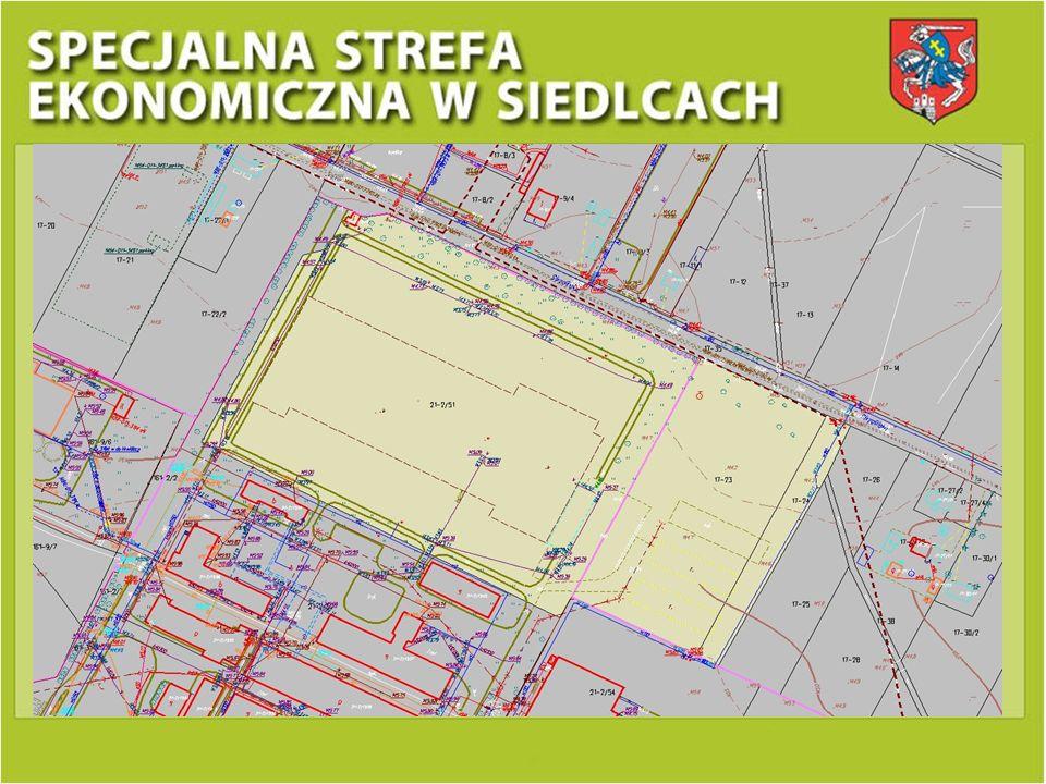 Teren przy ul. Starzyńskiego – obszar o pow. 4,6714 ha