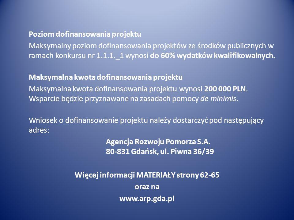 I.Regionalny Program Operacyjny Woj.