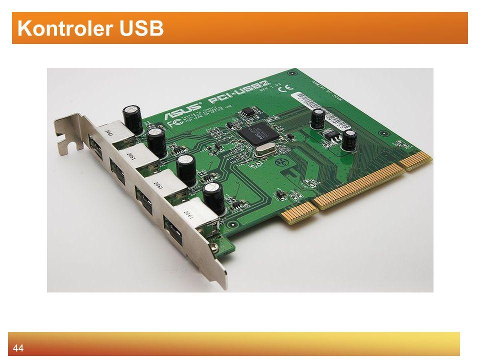 44 Kontroler USB