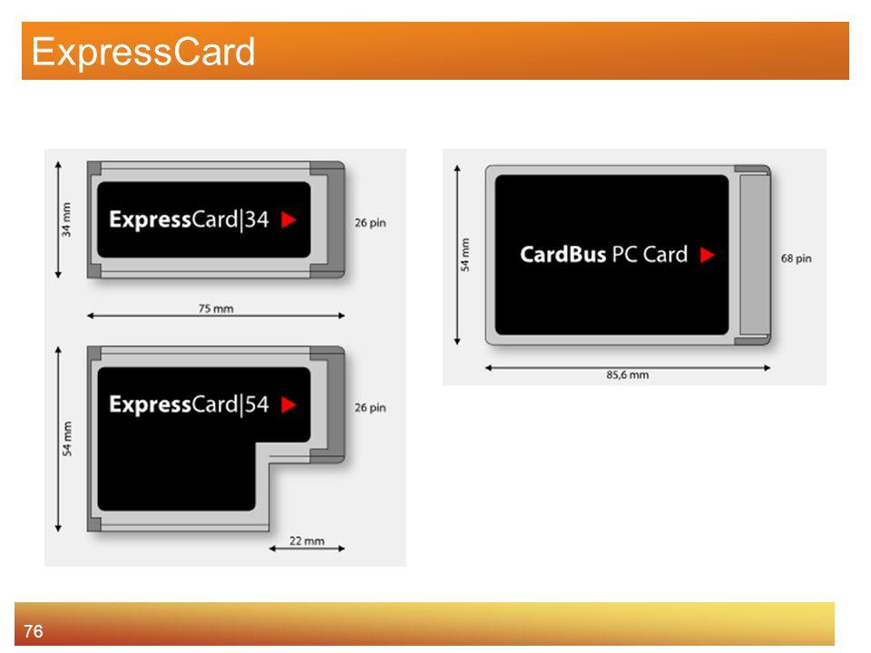76 ExpressCard