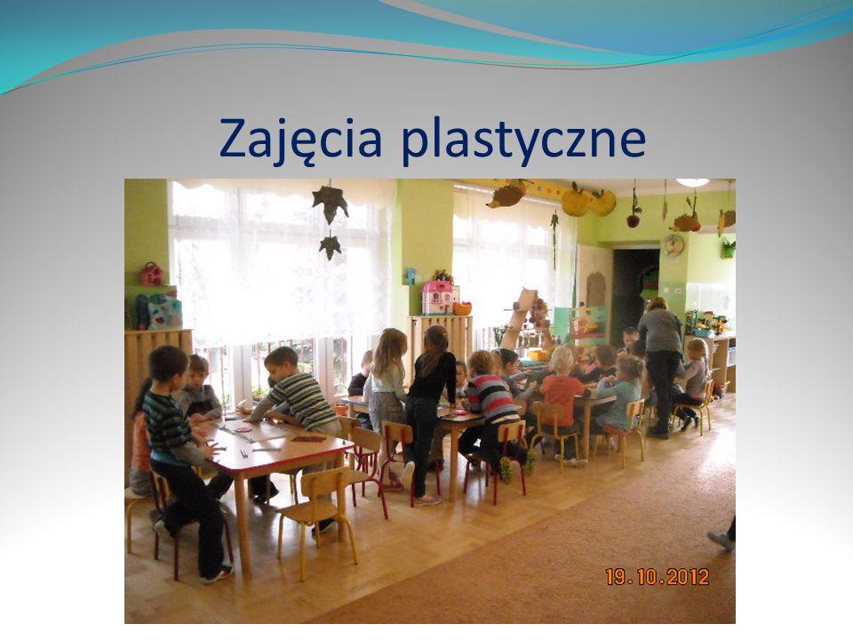 Zajęcia plastyczne
