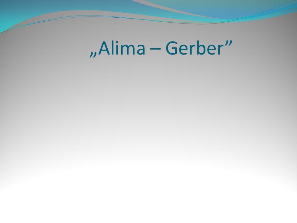 Alima – Gerber