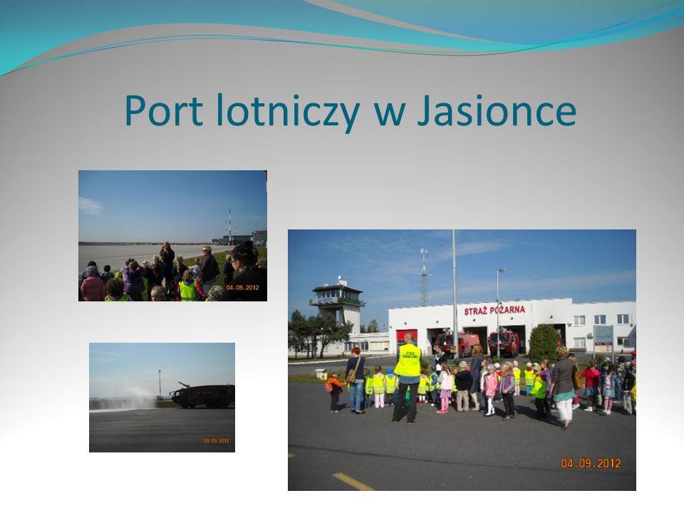 Port lotniczy w Jasionce