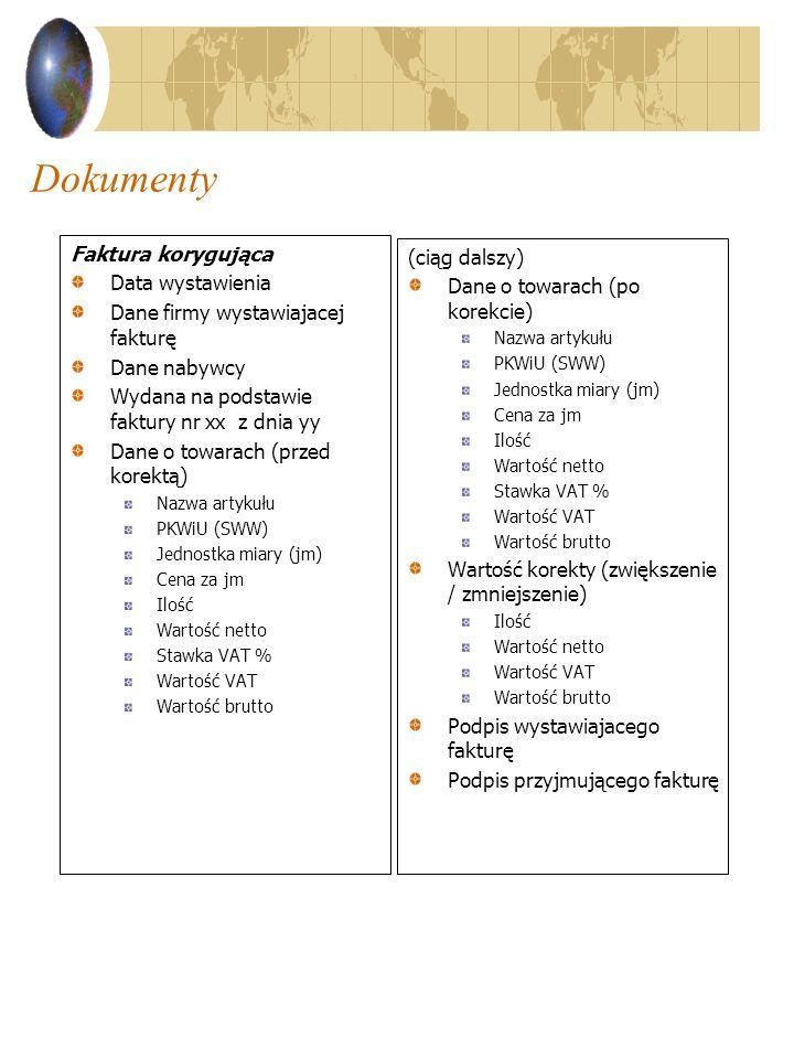 Reklamacja (wypełnia nabywca) Data złożenia reklamacji Dane firmy wystawiajacej fakturę Dane nabywcy Nr faktury (na podst.