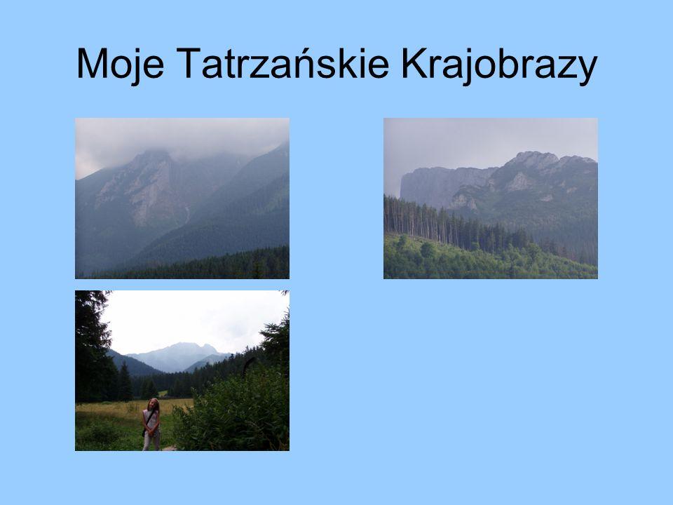 1.Tatry Słowackie 2.Tatry Polskie 3.Tatry Polskie