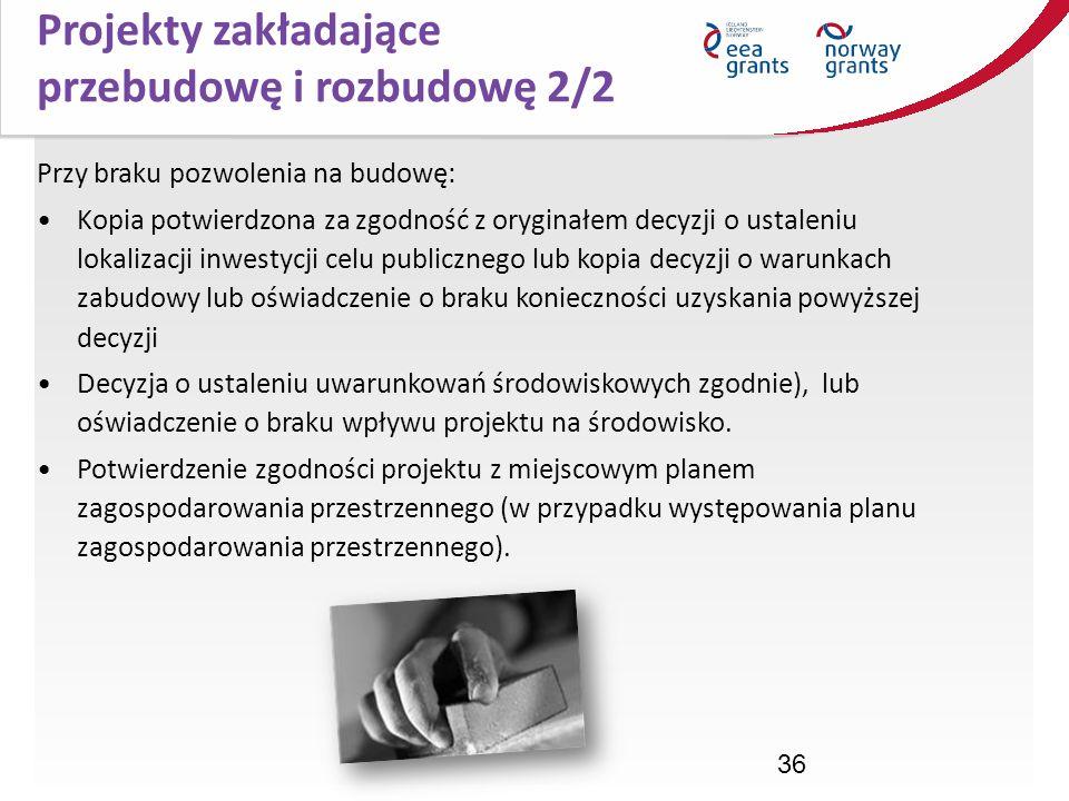 36 Przy braku pozwolenia na budowę: Kopia potwierdzona za zgodność z oryginałem decyzji o ustaleniu lokalizacji inwestycji celu publicznego lub kopia