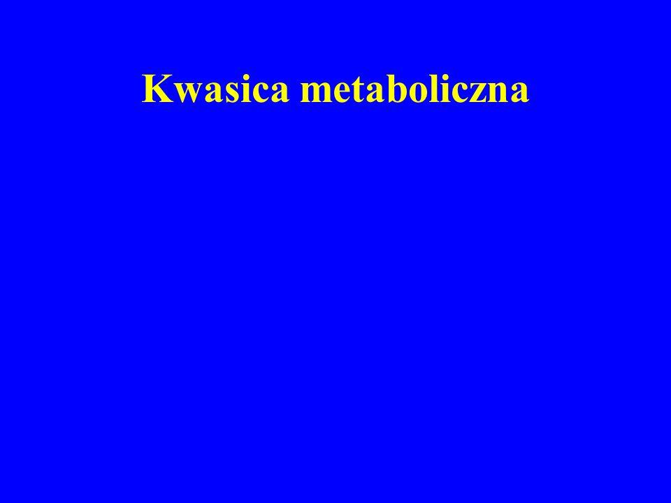 Kwasica metaboliczna