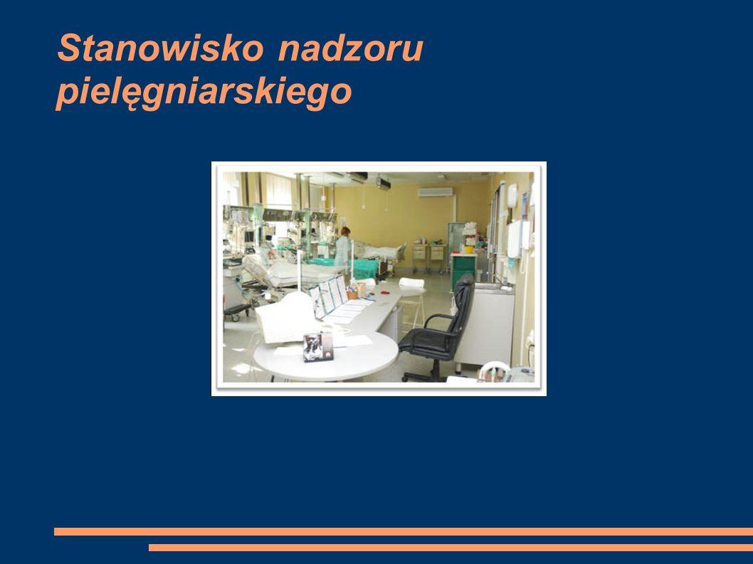 Stanowisko nadzoru pielęgniarskiego
