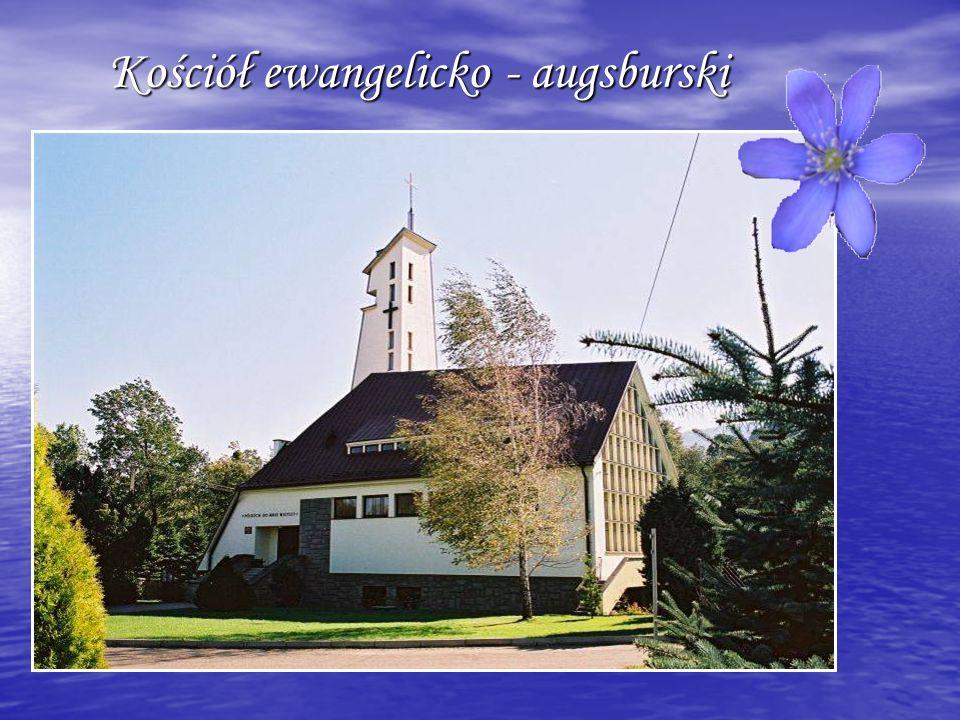 Kościół ewangelicko - augsburski Kościół ewangelicko - augsburski