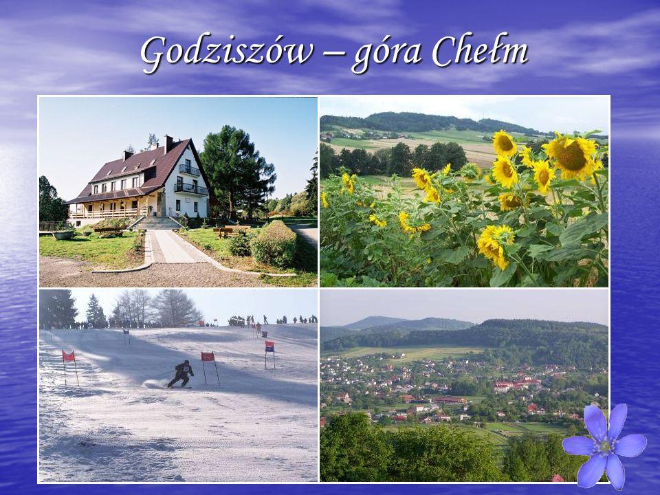 Godziszów – góra Chełm