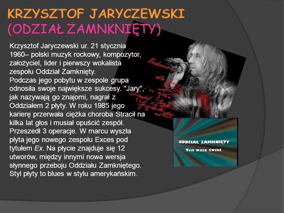 Krzysztof Jaryczewski ur.