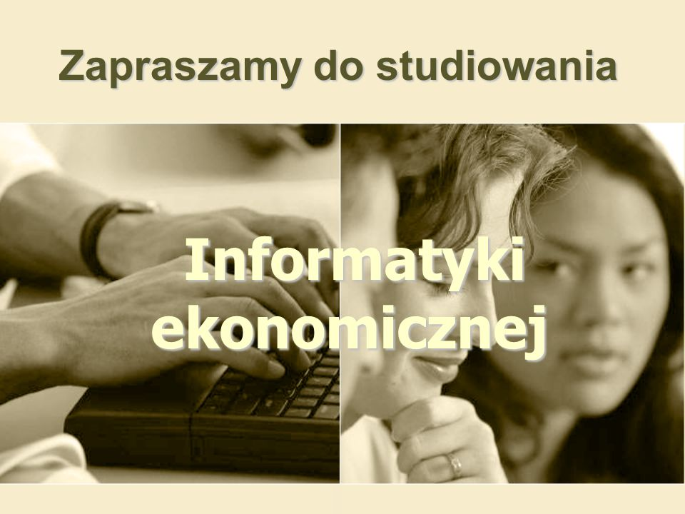 Specjalność Informatyka ekonomiczna Cel kształcenia Profil absolwenta Ścieżki kształcenia Kurator specjalności Sylwetki promotorów Tematyka prac magisterskich Wynagrodzenia w branży IT Kontakt