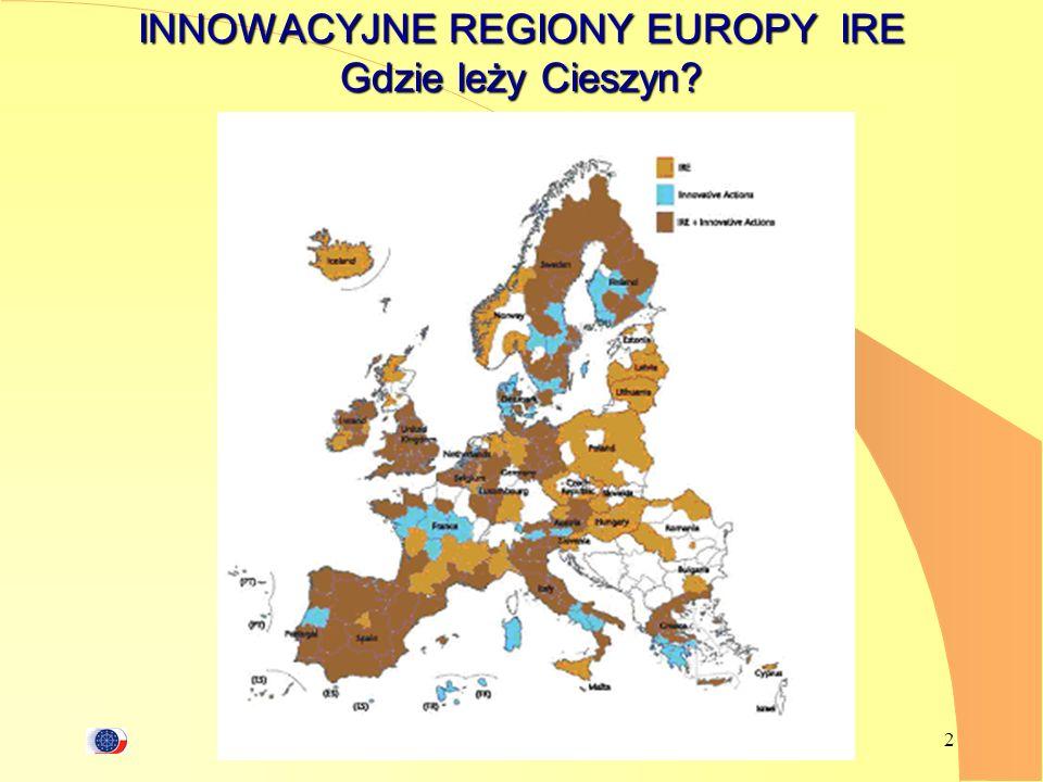 13 Regiony Wiedzy i Innowacji integracja klastrów poprzez POLSKIE PLATFORMY TECHNOLOGICZNE 4.