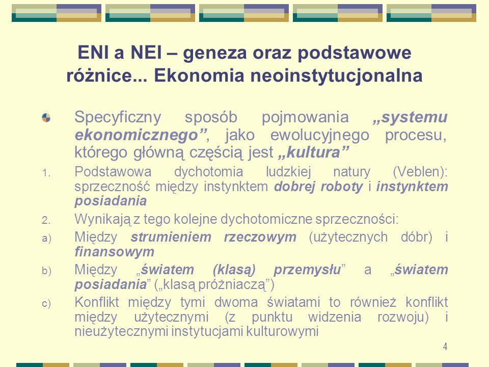 5 ENI a NEI – geneza oraz podstawowe różnice...