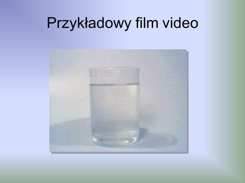 Przykładowy film video