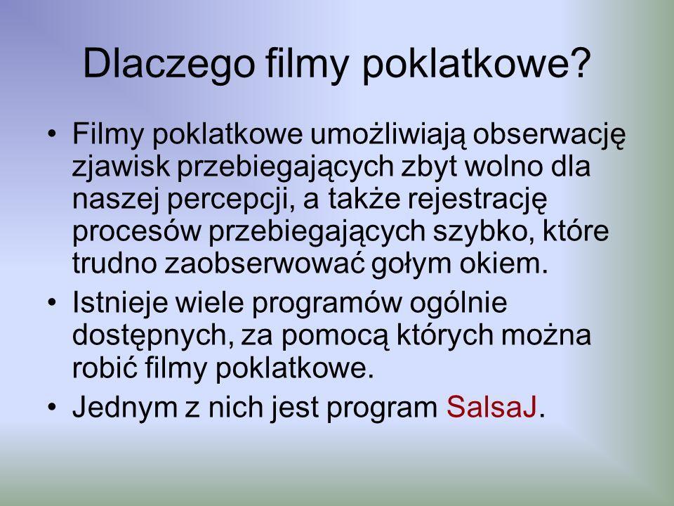 Program SALSA Program SalsaJ jest dostępny na stronie: http://www.pl.euhou.net http://www.pl.euhou.net Oprogramowanie Pobierz Można go ściągnąć za darmo.