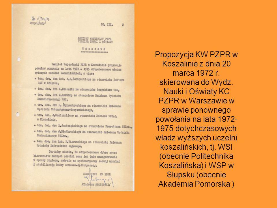 Opis etapów rozwoju miasta w latach 1945-1958.