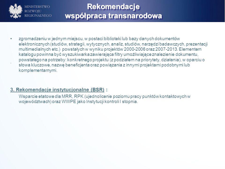 . zgromadzeniu w jednym miejscu, w postaci biblioteki lub bazy danych dokumentów elektronicznych (studiów, strategii, wytycznych, analiz, studiów, nar